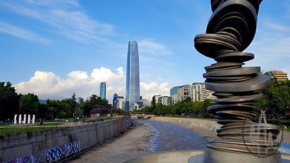 Tour from san antonio to santiago chile