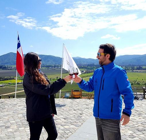 Tours Santiago Chile