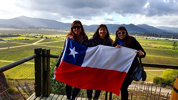 day tour from Santiago Chile