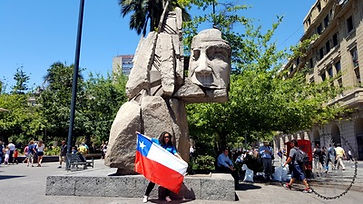 Tour in Santiago Chile