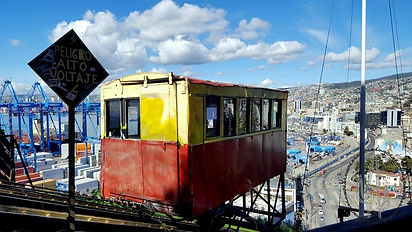 Valparaiso tours from Santiago
