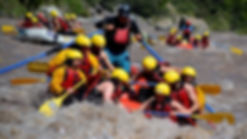 Rafting Santiago Chile