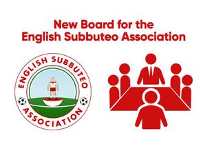 New Board for the English Subbuteo Association