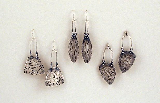 Sterling silver earrings - Sugar Creek entry.jpg