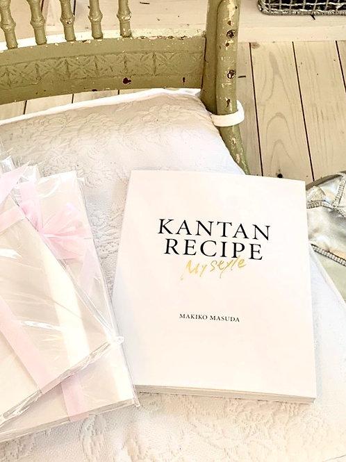 KANTAN RECIPE MyStyle