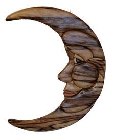 Lune foncée