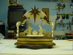 Boîte musicale Nativité
