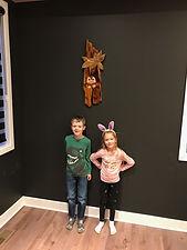 Le hibou chez Éliam et Maéli