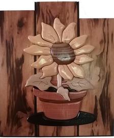 Fleur en pot