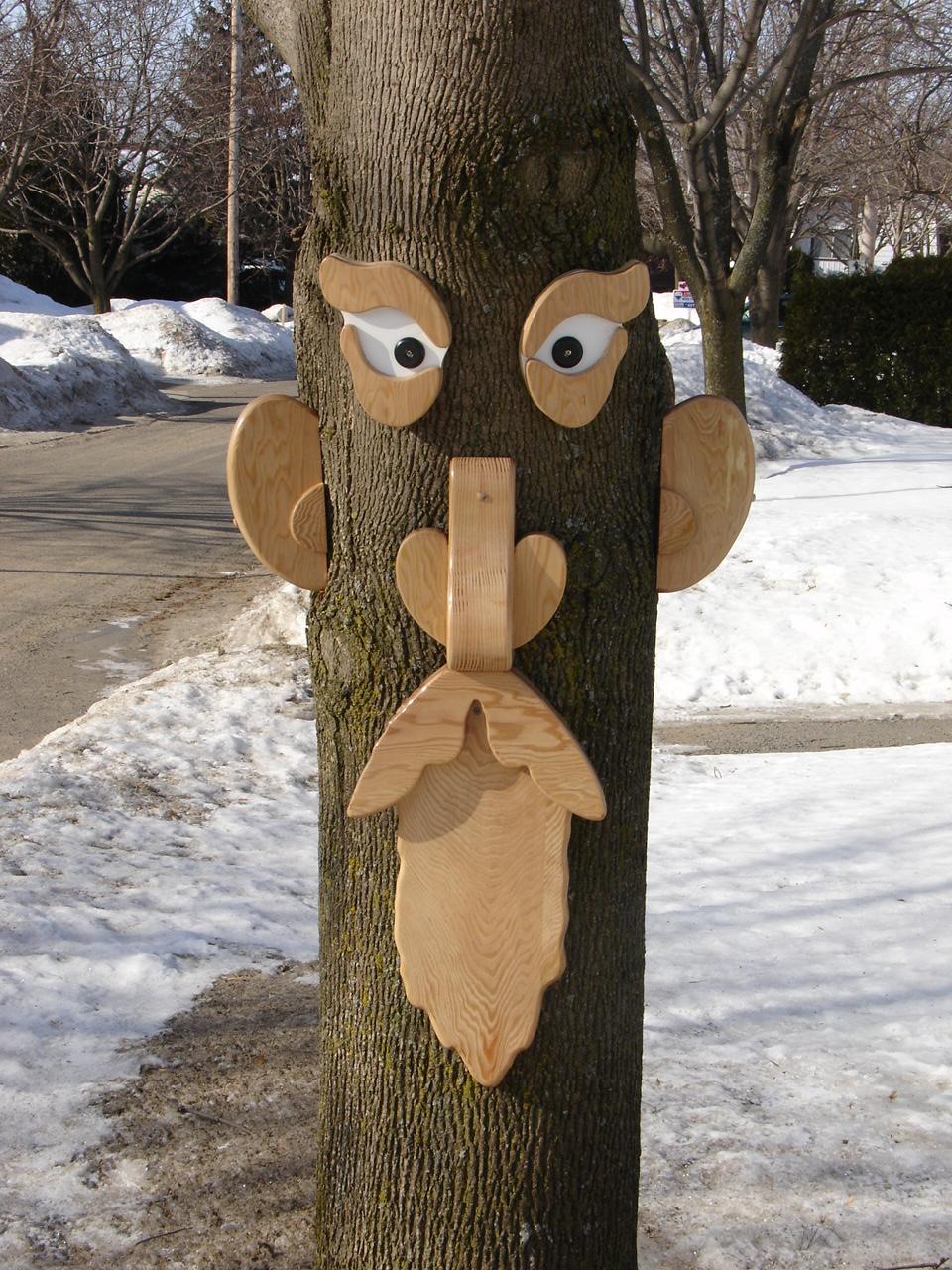 Bonhomme arbre