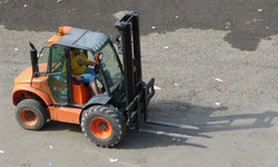 Forklift Machinery