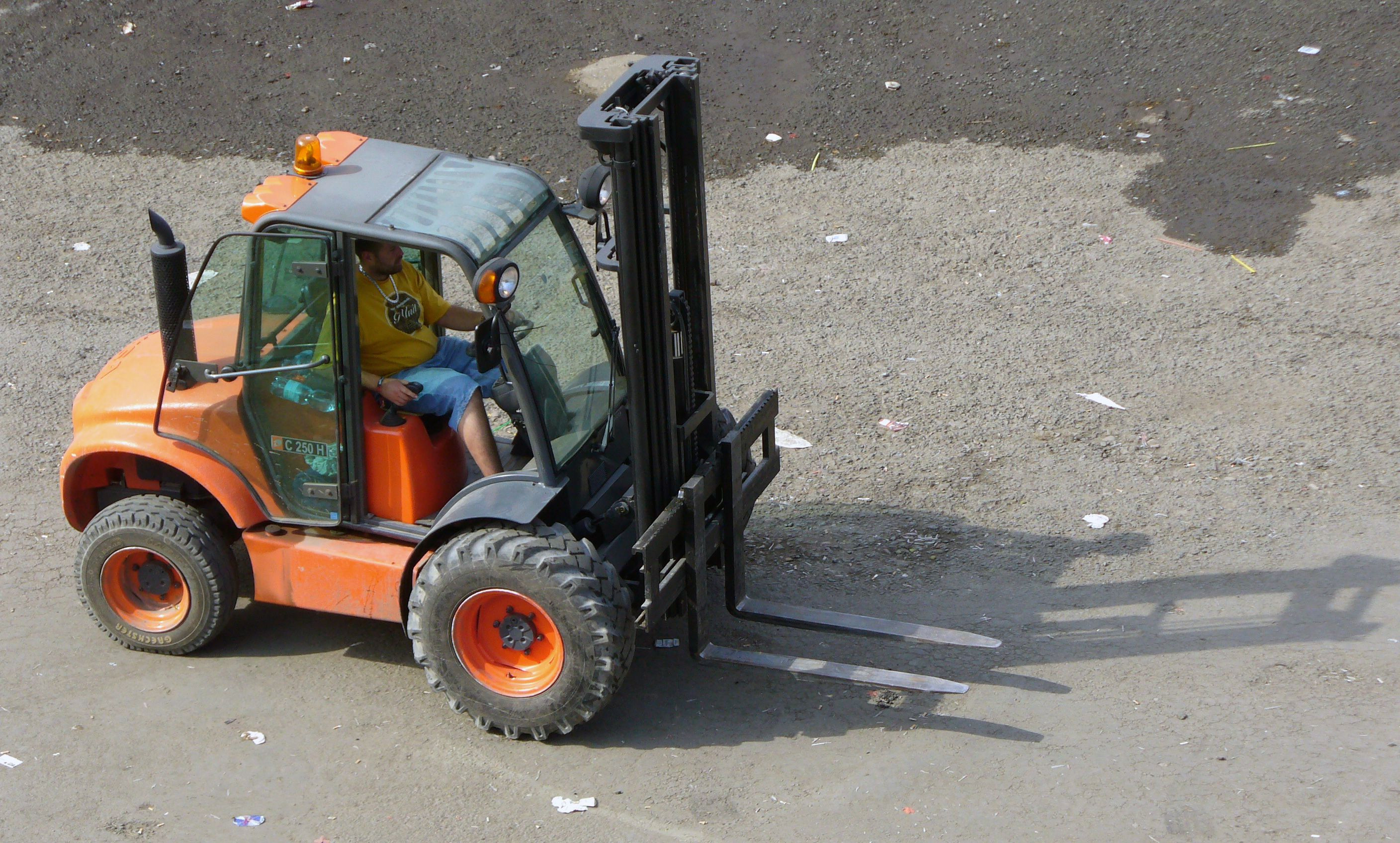 LICENCE TO OPERATE A FORKLIFT 1 - 3 DAYS
