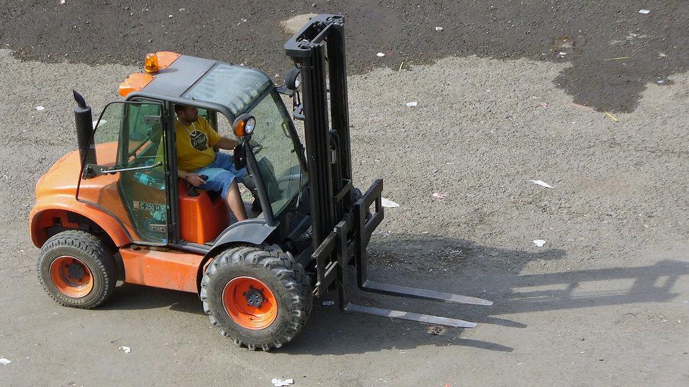 Safety - Forklift Best Practices