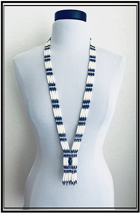 Lapis Lazuli Bandolier