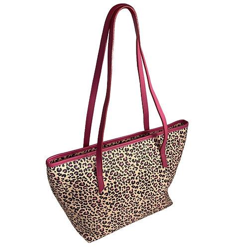 "Damen Handtasche ""Manuela"" Leopard Collection"