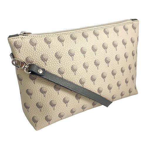 "Shoulder Handbag ""Rosa"" TeeBall Collection"
