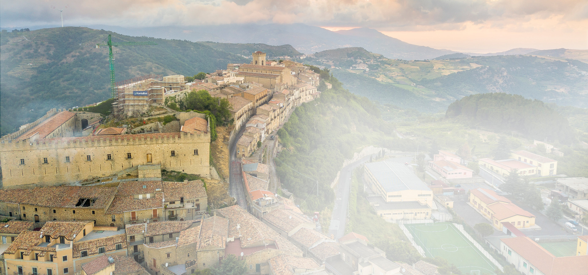 Montalbano Elicona - Sycylia