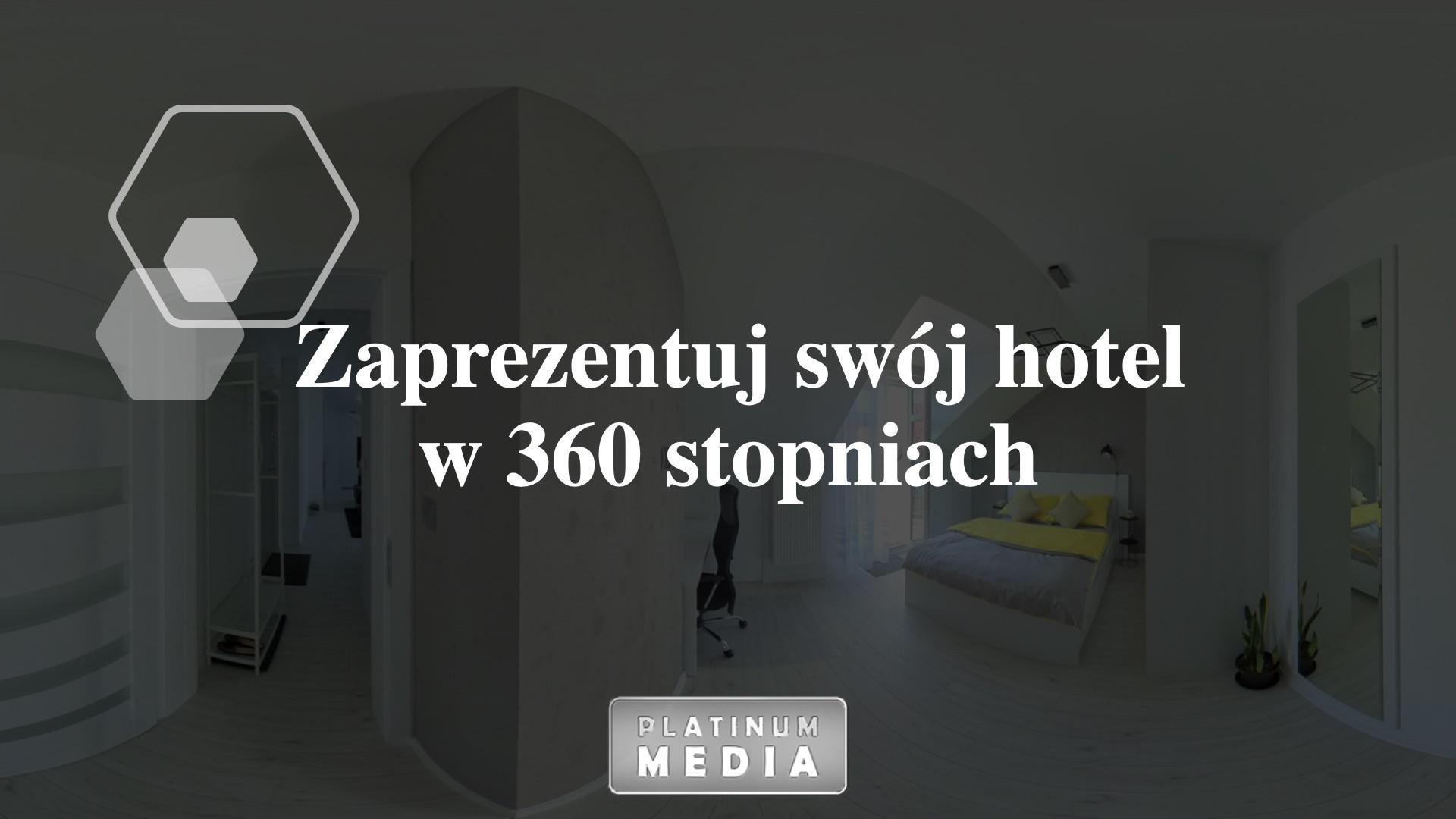 Zaprezentuj hotel w 360