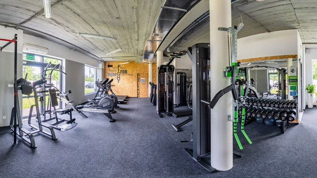 Klub fitness JUST FIT