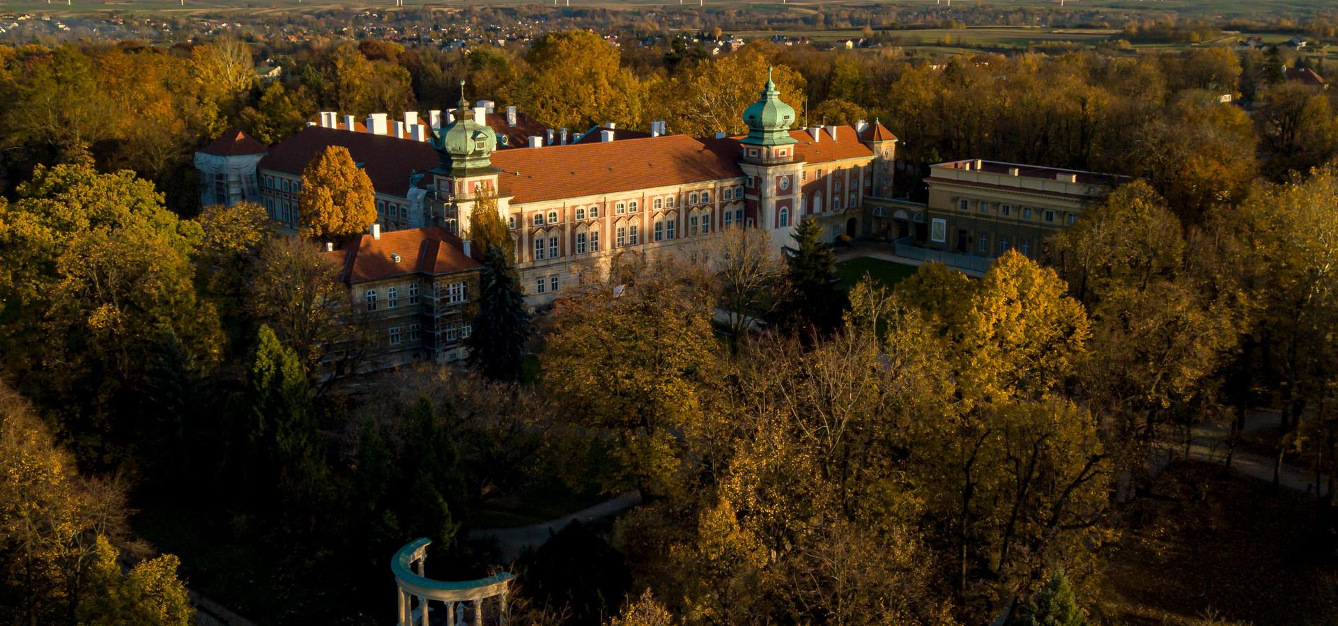 Zamek Łańcut