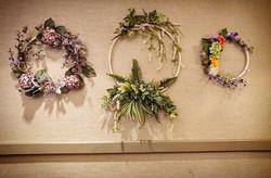 Floral hoops #rusticbwr #rusticbride #lo