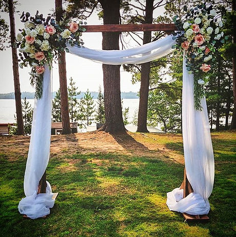 North woods ceremony__#ido #ceremony #we