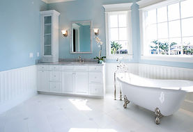 Maid service bathroom cleaning in Renton, WA