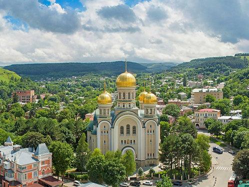 Обзорная экскурсия по Кисловодску