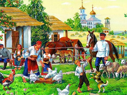 Экскурсия из Кисловодска - Казачье подворье