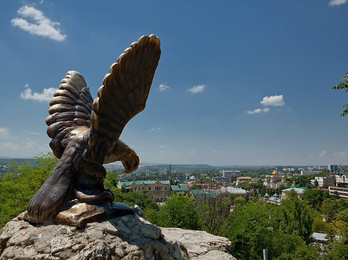 Экскурсия из Кисловодска - Пятигорск