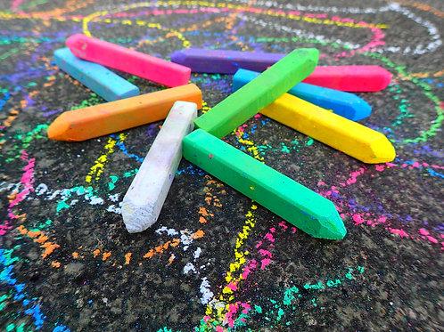 Chalk the Walk: 5pm -6pm