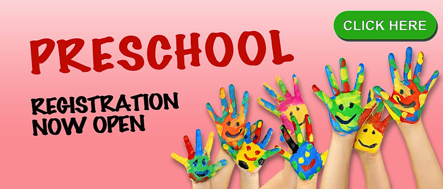 Image result for Click here Preschool Registration