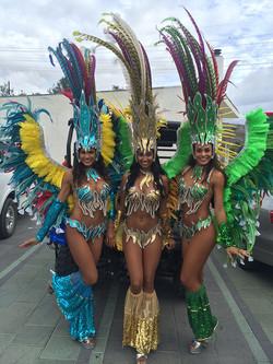 Brazilian Rio Dancers