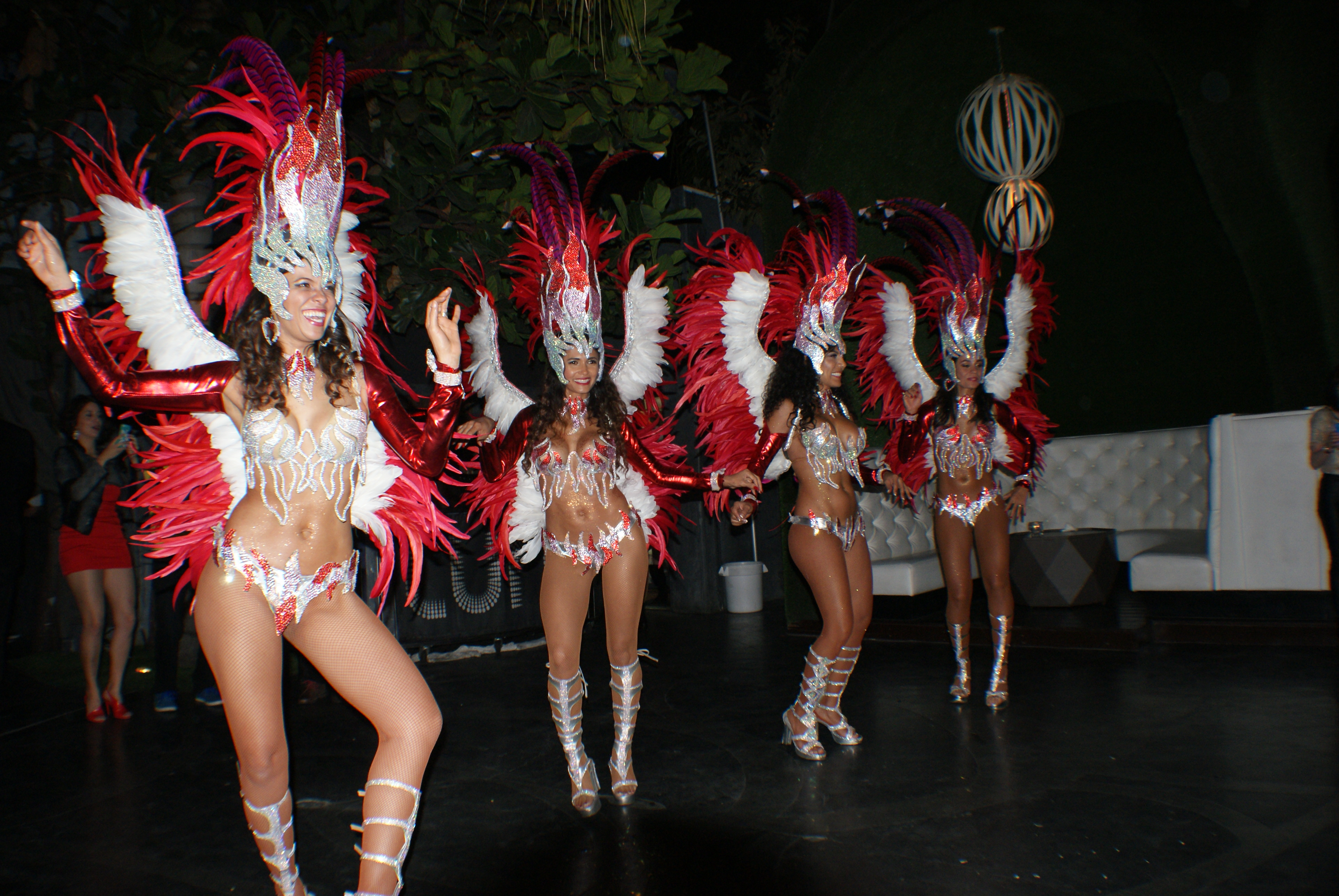 Brazilian Dancers for your Event