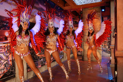 Brazilian Dancers for TV Shows
