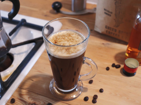 The Best Irish Coffee Recipe (Gen)