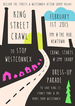 King St Crawl