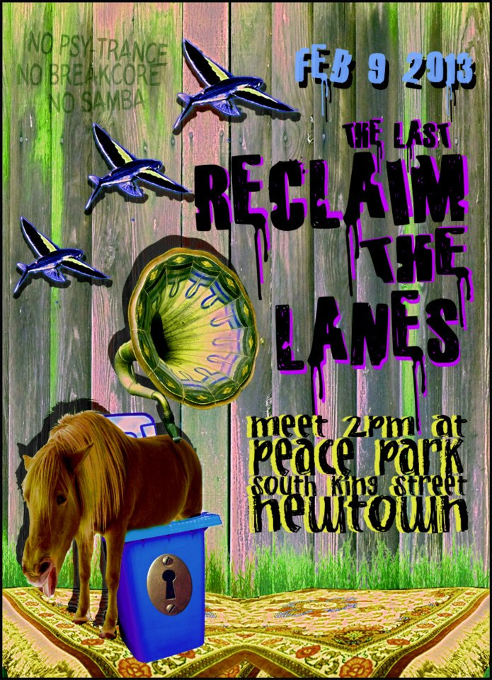 Reclaim the Lanes