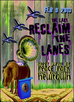 Reclaim the Lanes