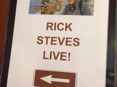 Rick Steves: Europe Through the Back Door special is coming to KCET this month.