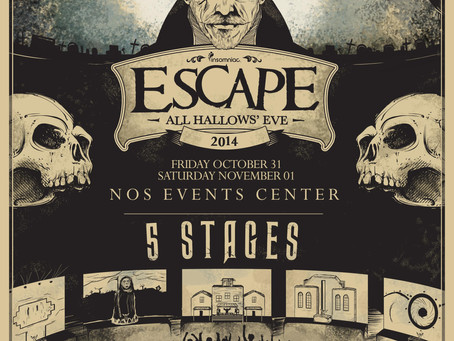 Insomniac: Escape - All Hallow's Eve