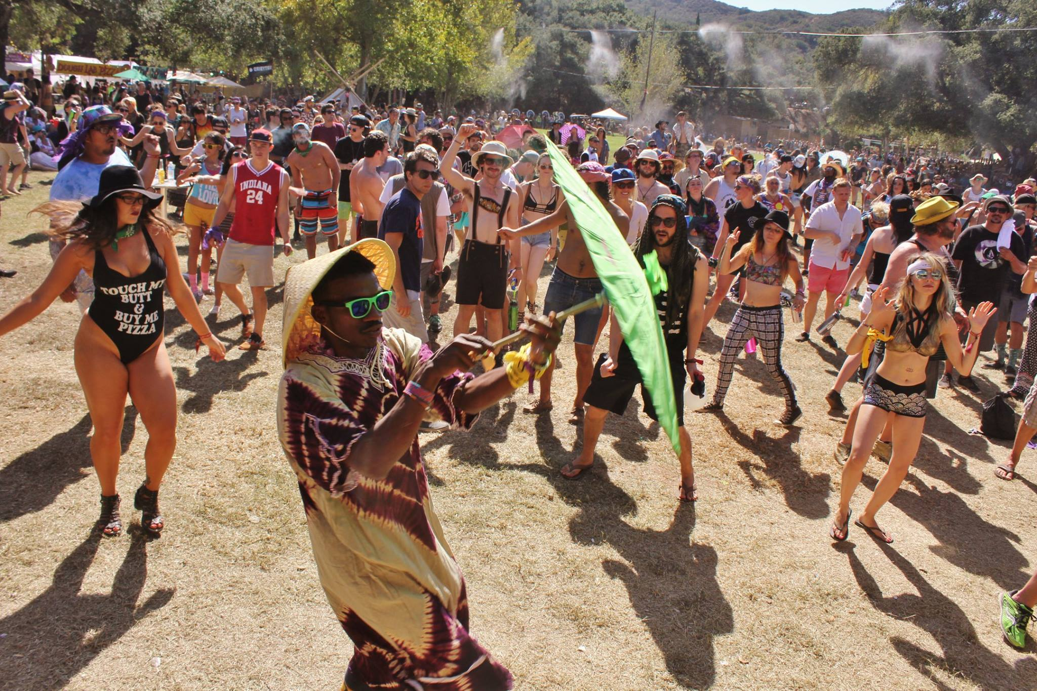 Dirtybird Campout 2015