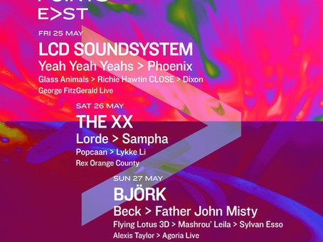All Points East - Music Festival in Victoria Park London with LCD Soundsystem, The XX, Lykke Li &amp