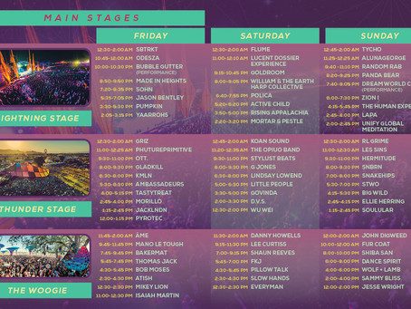 LIB Schedules Out Now!