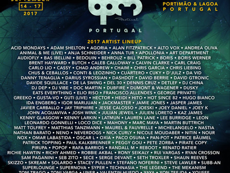 Join us at BPM Festival in Portugal! - Anja Schneider, Paco Osuna and More Added to the Lineup