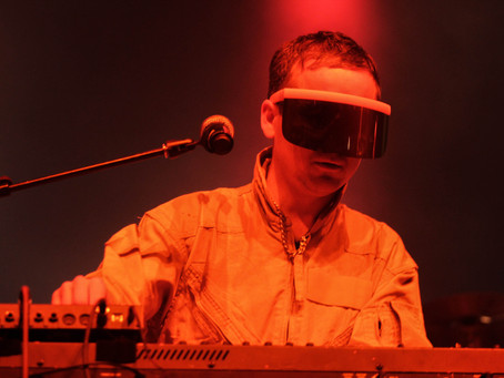 Hot Chip At The Greek - A decade of love.