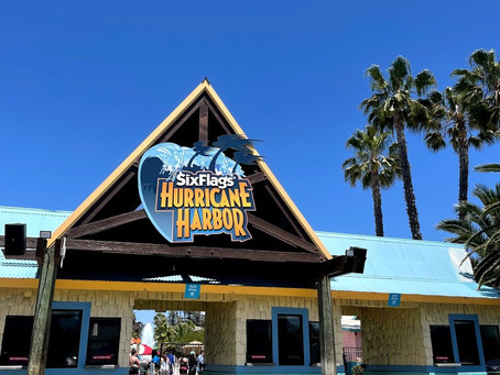Six Flags Hurricane Harbor Concord is Back with a Splash!