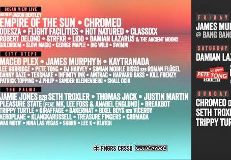 CRSSD Night Parities Schedule + Purchase Beyond Wonderland & CRSSD Festival Ticket Link