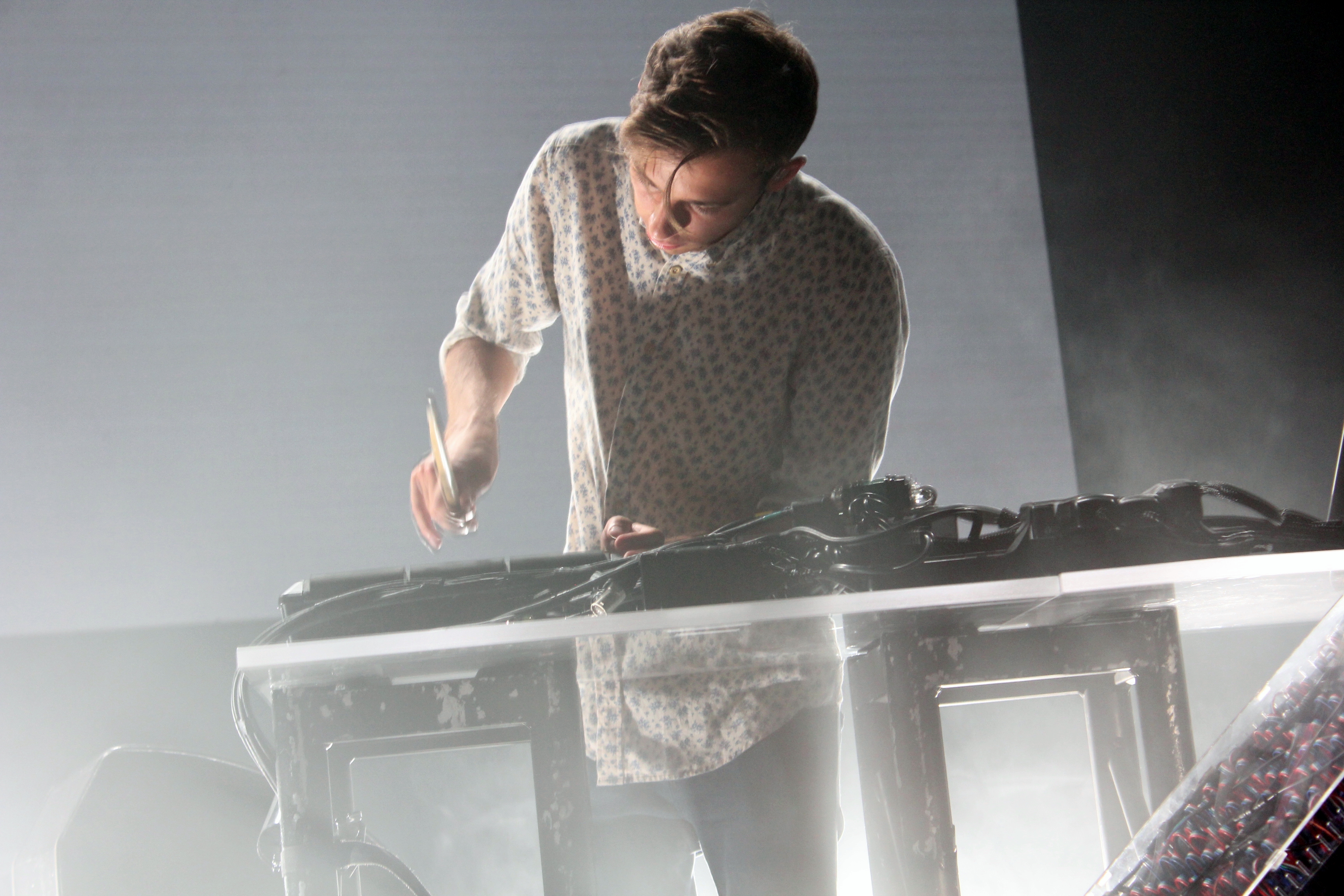 Flume at Club Nokia