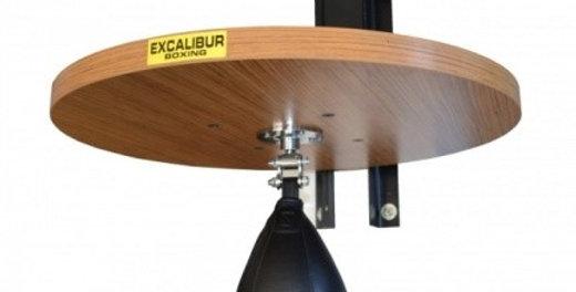 Excalibur Boks Hız Topu Pençikbol Seti Yükseklik Ayarlı Siyah